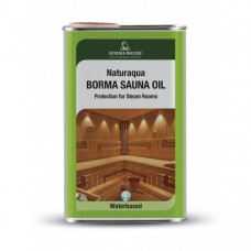 Sauna onderhoud olie