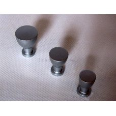Aluminium Knop 14mm