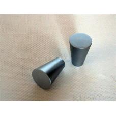 Aluminium Knop 18mm